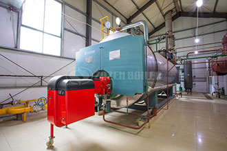 10 mw szs gas hot water boiler in pakistan