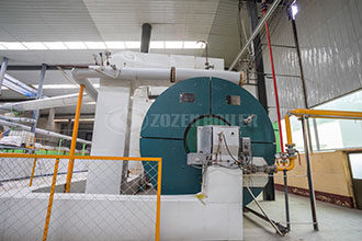 bathroom natural gas steam atmospheric pressure boiler price
