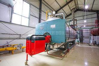 oil/gas fired boiler - zhong ding boiler co., ltd.
