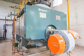 industrial boilers manufacturers: steam generators, oil and water