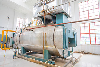 oil fired condensing steam generator