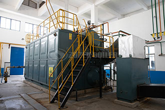 yyw 1400kw diesel fired thermal oil heaters | best