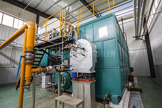 heating natural gas vacuum water tube boiler dealer