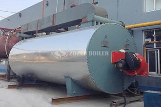 bath natural gas steam water boiler supplier oil fired boiler